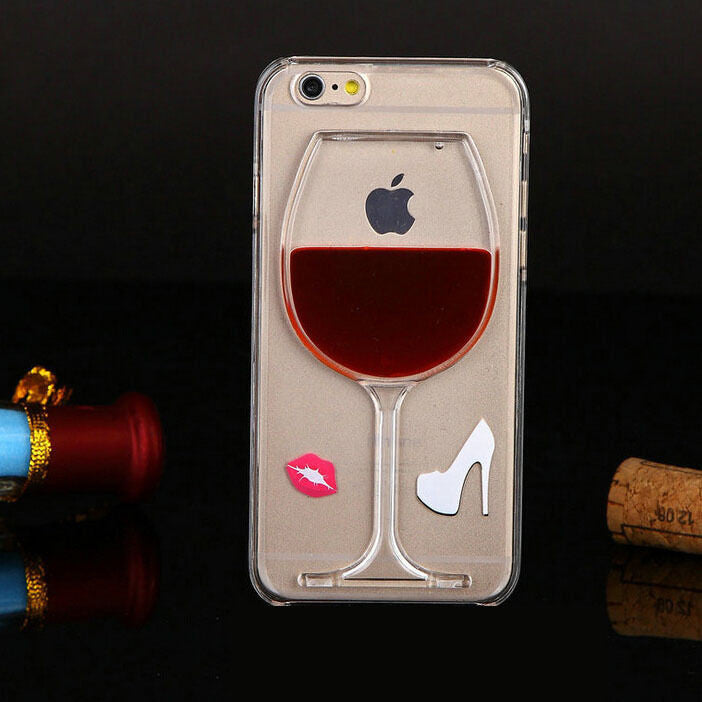 Cabernet Phone Case - Wine