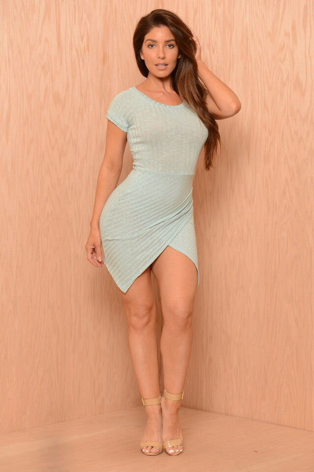 Deena Dress - Mint