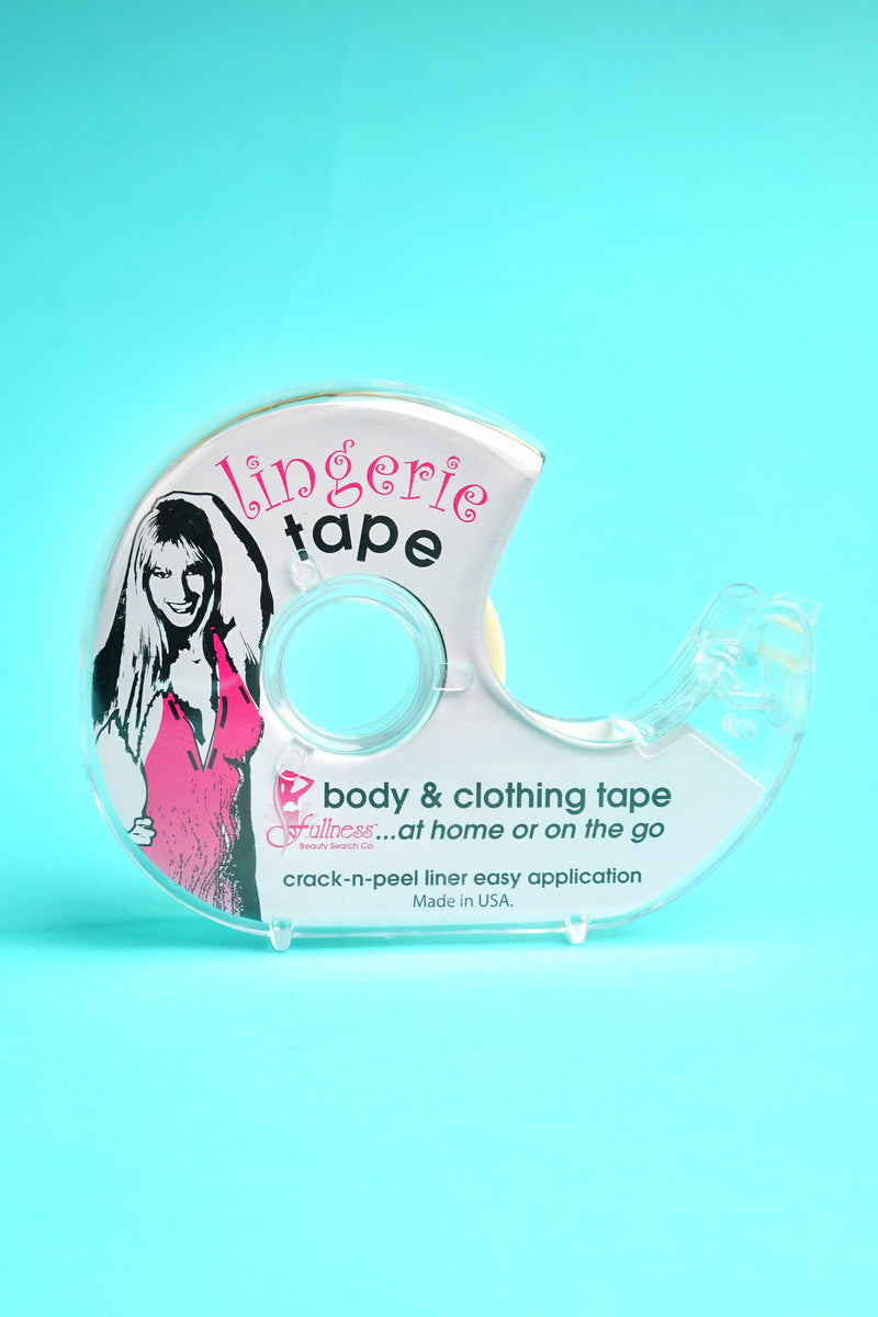 Lingerie Tape - Clear