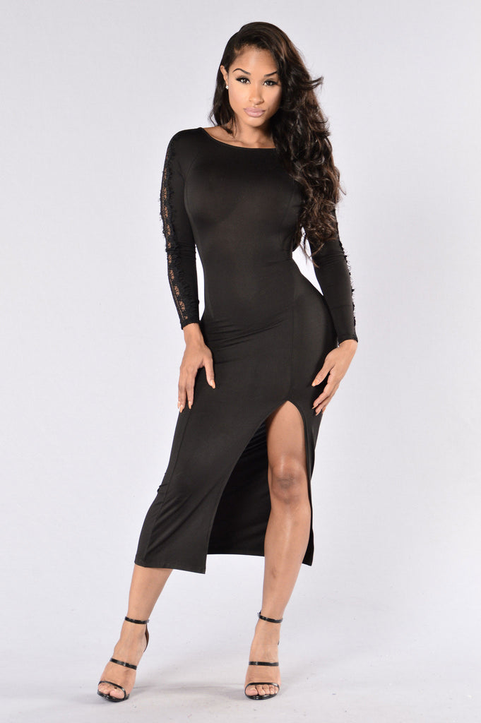 Brynn Dress - Black