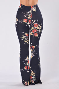 Charmed Pants - Navy