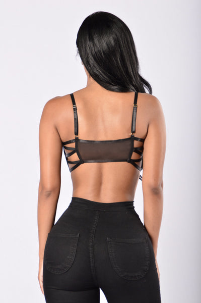 Cheap Thrills Bralette - Black