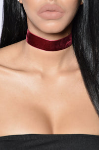 Little Devil Choker Set - Multi