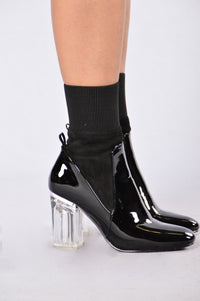Hustler Boot - Black