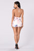 Kiss Me Romper - Multi