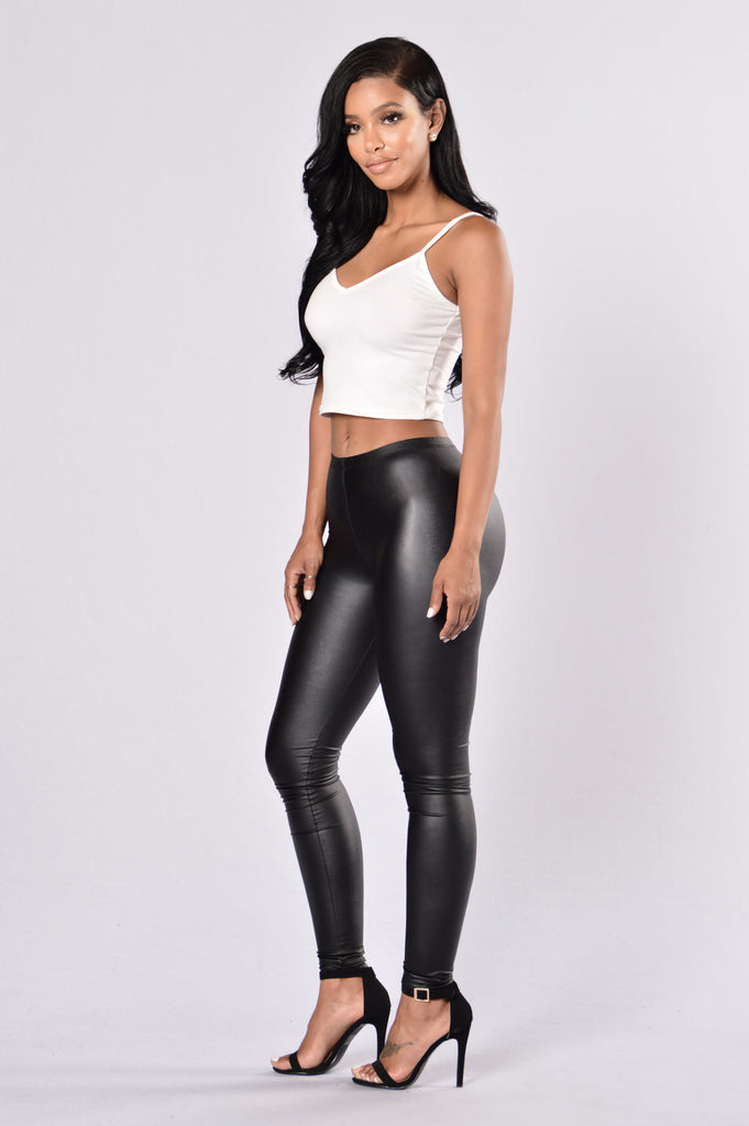 Legs For Days Leggings - Black