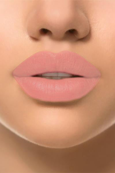 Blow You A Kiss Matte Lip Gloss - Fleur