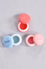 Sweetest Kiss Macaron Lip Balm Set - Yellow