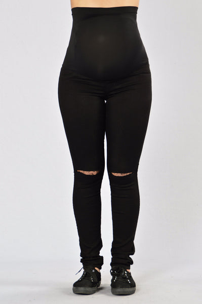 Canopy Maternity Jeans - Black