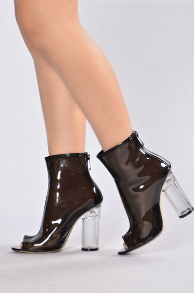 The Mel Boot - Black