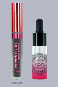 French Kiss Liquid Lipstick and Remover Kit - Mistress