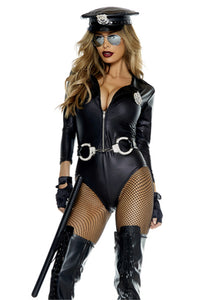 Mrs. Reinforcement Costume - Black