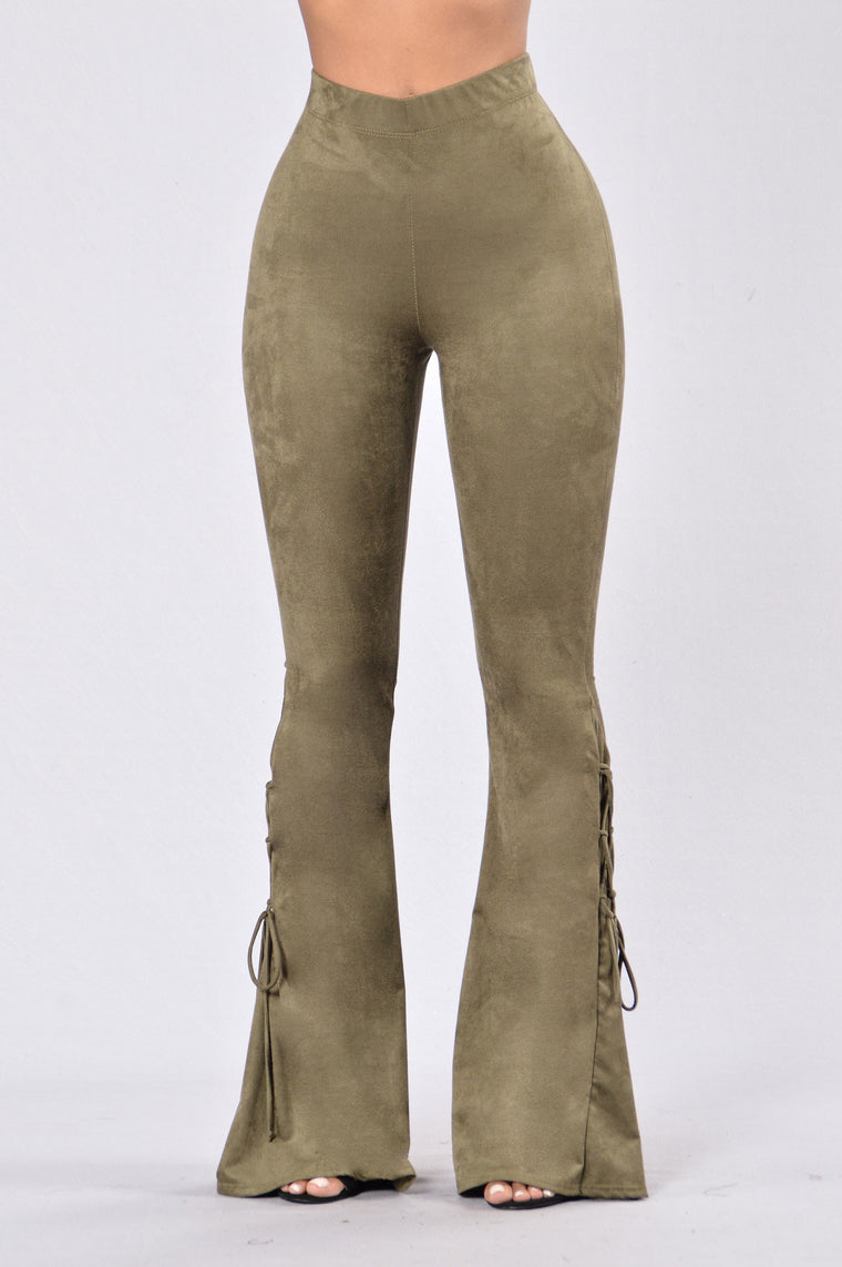 Music Box Dancer Bottoms - Olive