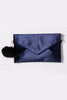 Sealed With A Kiss Clutch - Navy