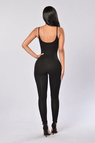 Nova Season Jumpsuit - Black