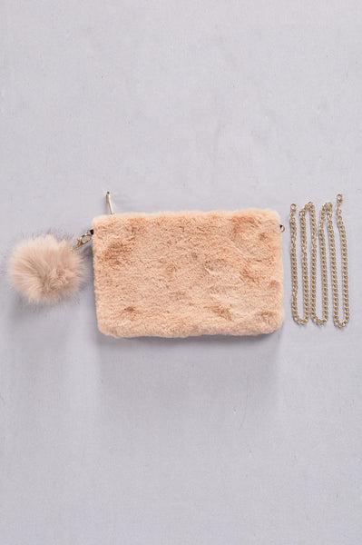 House Bunny Clutch - Pink