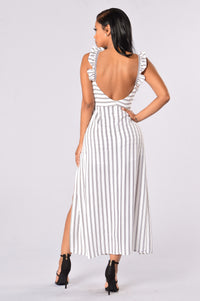 Jess Dress - White