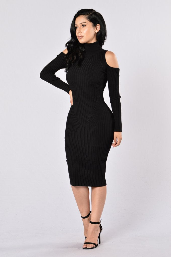 Second Date Dress - Black