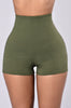 See You Looking Shorts - Olive