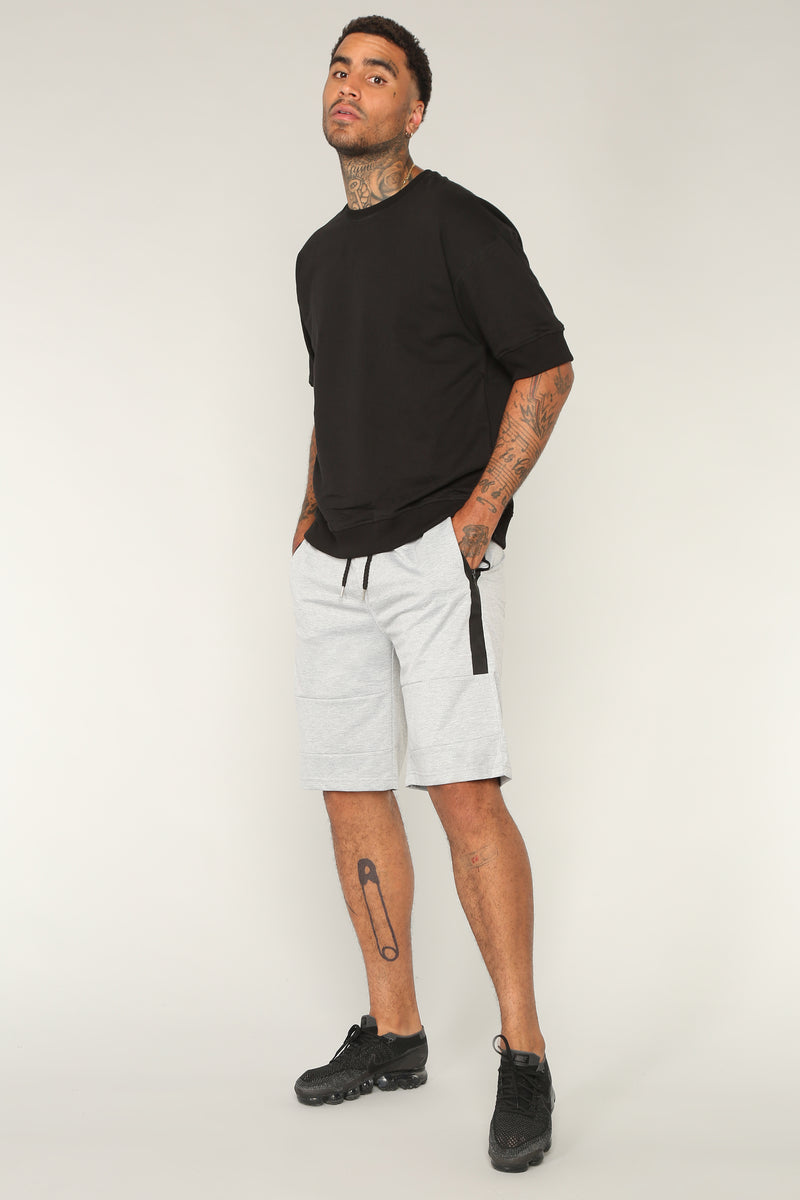 Larry Shorts - Grey