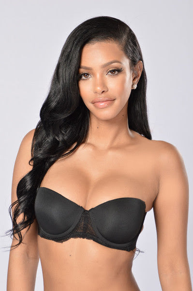 Goodnight Goddess Multiway Bra - Black