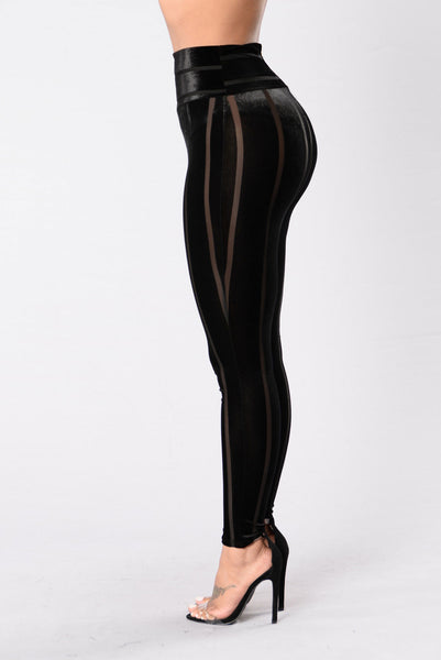 Waiting On You Leggings - Black