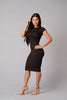 Tabia Dress - Black