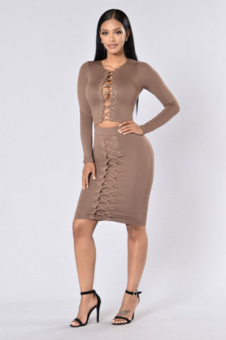 Fallen For You Dress - Coco