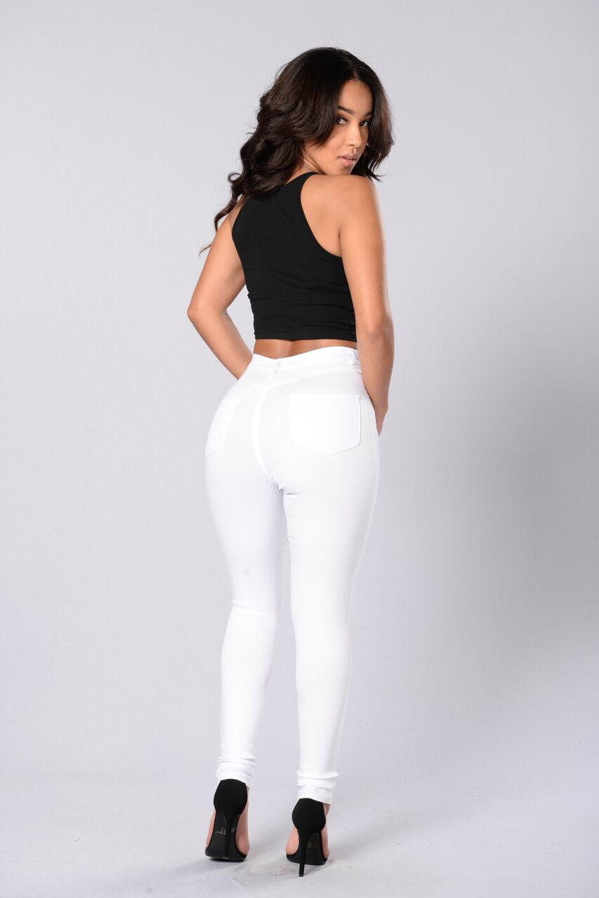 One Hit Wonder Pants - White