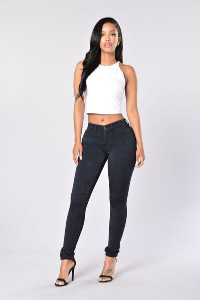 Gotta Have It Jeans - Blue Black