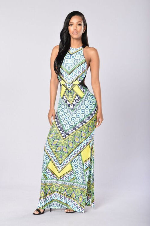 Acapulco Dress - Mint