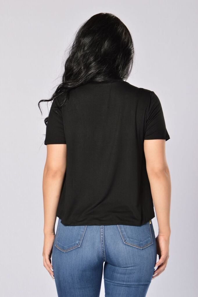 Rapper's Flow Tee - Black