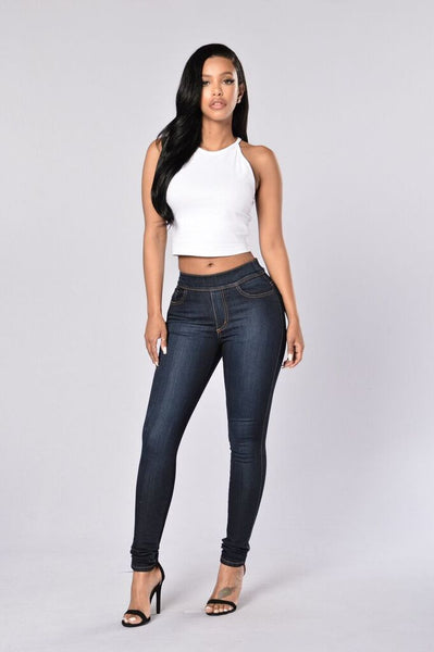 Suave Jegging - Dark