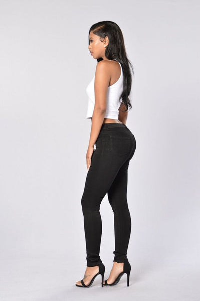 Gotta Have It Jeans - Black