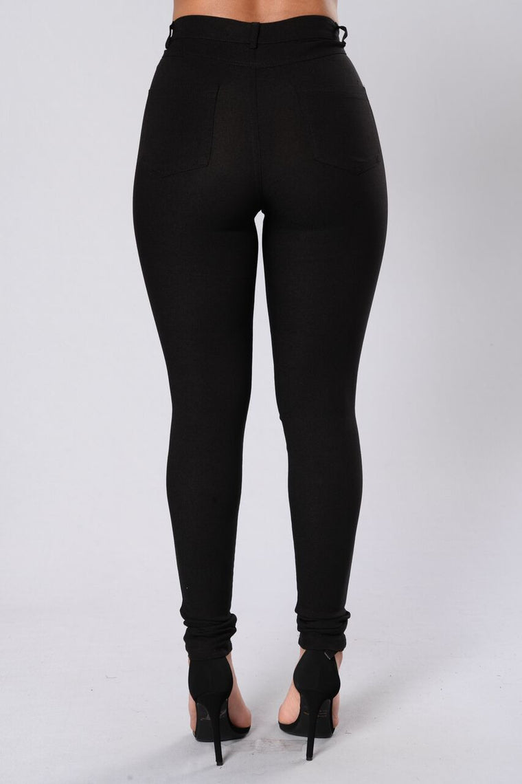 One Hit Wonder Pants - Black