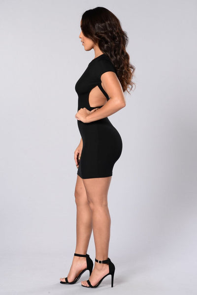 Alysey Dress - Black