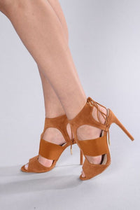 Pave the Way Heel - Chesnut