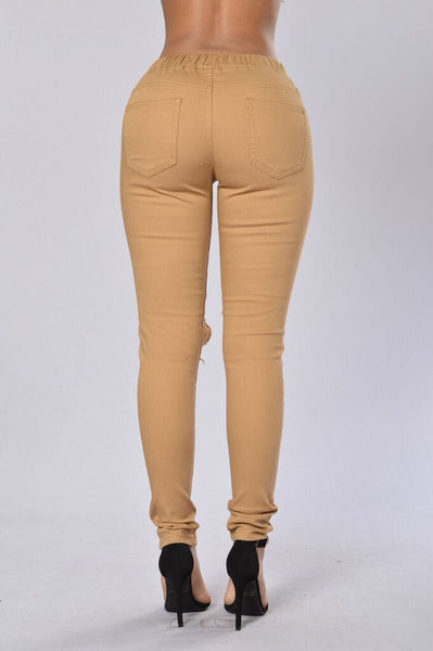 Marvin Joggers - Wheat