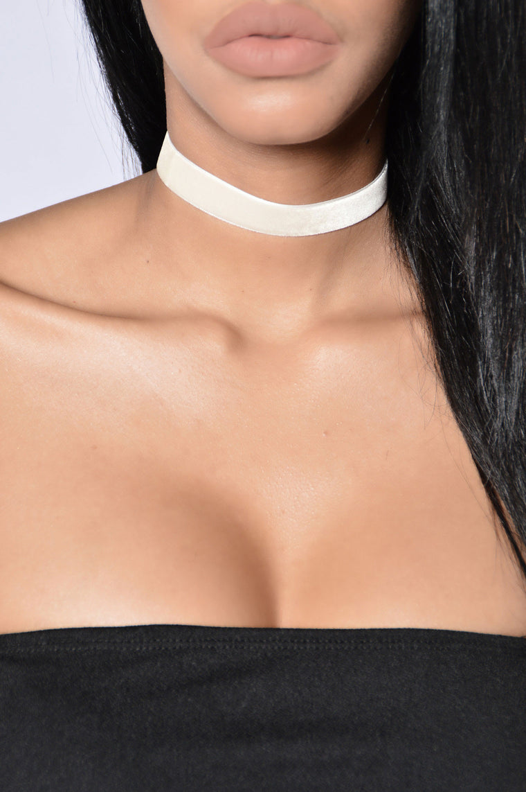 Days Of The Week Choker Set - Multi