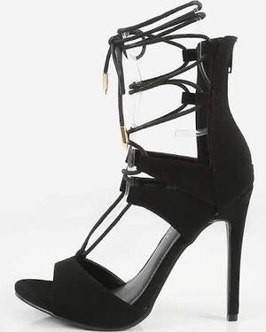Bulletproof Heel - Black