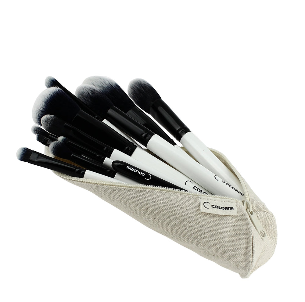 Brush set (12 brushes + case)