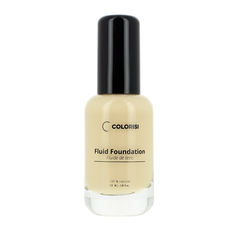 Fluid foundation 01 - Porcelaine