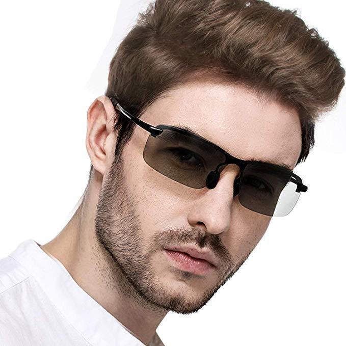 (Buy 2 free shipping)Photochromic Driving Sunglasses - Polarized