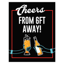 Load image into Gallery viewer, Beers Cheers Poster