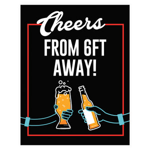 Beers Cheers Poster
