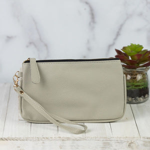 Classic Wristlet by Lauren Lane