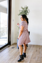 Load image into Gallery viewer, First Crush Blush Spotted Dress