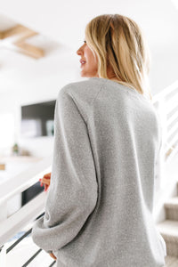 Simple & Sweet Raglan Sweatshirt