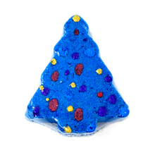 Load image into Gallery viewer, Christmas Tree Bath Bombs