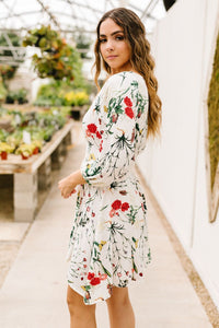 Wildflower Meadows Dress